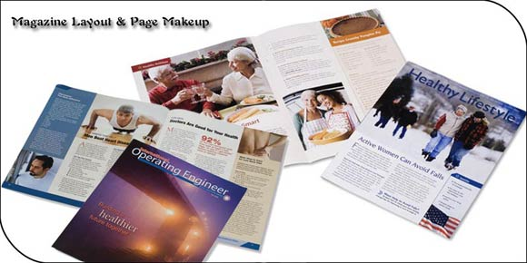 magazine-Layout-&-page-makeup